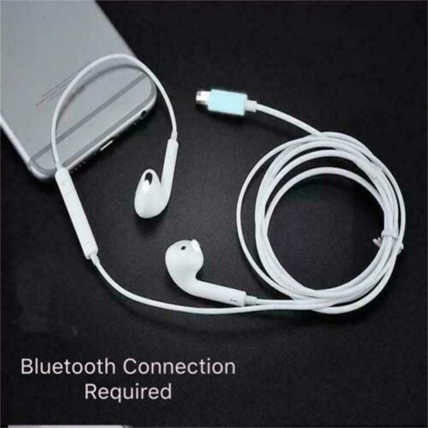 Wired Bluetooth Headphones Earphones Headset For Iphone 7 8 X Xs Max 11 Pro 12 (8)
