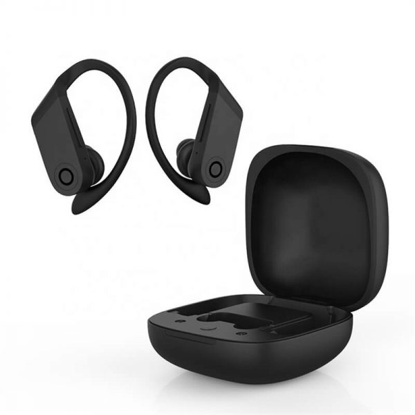 Wireless Earbuds Active Noise Canceling With Mic Hi Fi Stereo Fit In Running Jogging Workout (3)