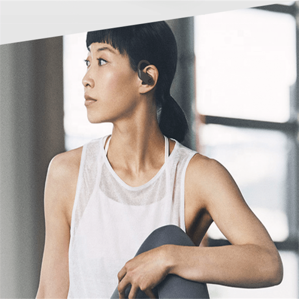 Wireless Earbuds Active Noise Canceling With Mic Hi Fi Stereo Fit In Running Jogging Workout (6)