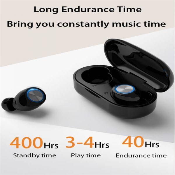 Wireless Earphone With Charging Box Stereo Surround Earphone (12)