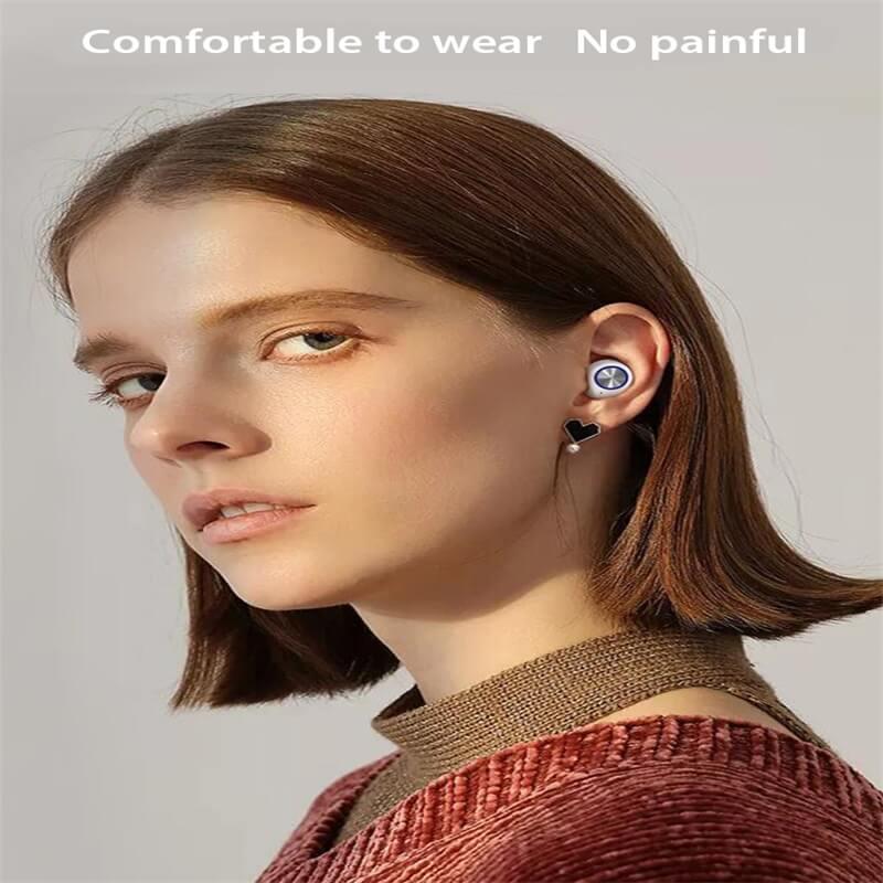 Wireless Earphone With Charging Box Stereo Surround Earphone (6)