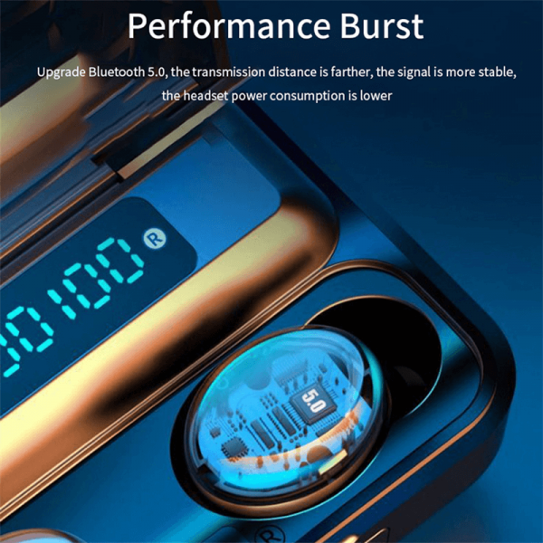 Wireless Earphones 8d Stereo Bass Sport Headphones With 3 Led Digital Power Display (7)