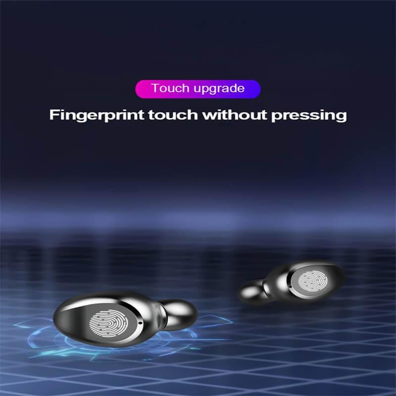Wireless Headphone Earpohone High Configuration Battery Display Mini In Ear Sports Earbuds (3)