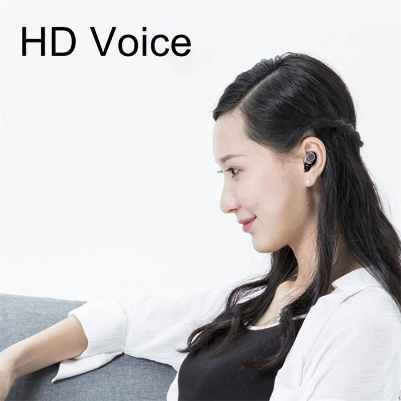 Wireless Earbuds Touch Button Noise Reduction Sports Bluetooth Digital Display Headset (9)