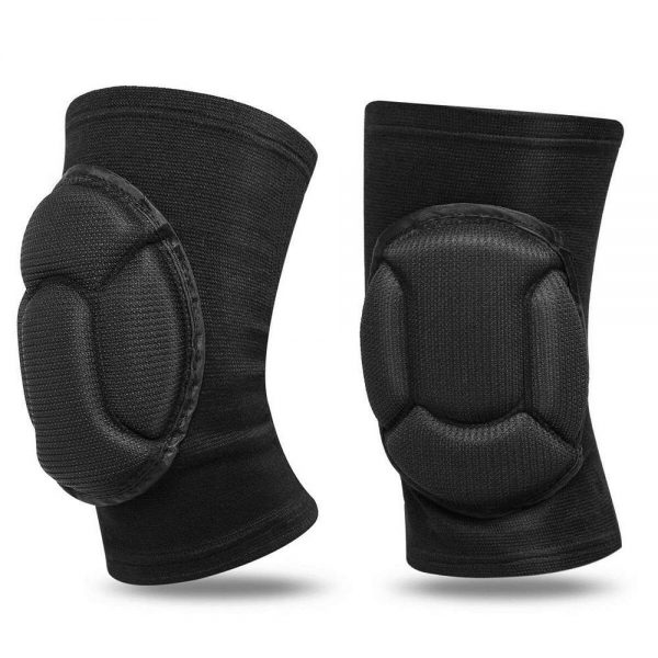 1 Pair Professional Knee Pads Construction Comfort Leg Protectors Work Safety (11)
