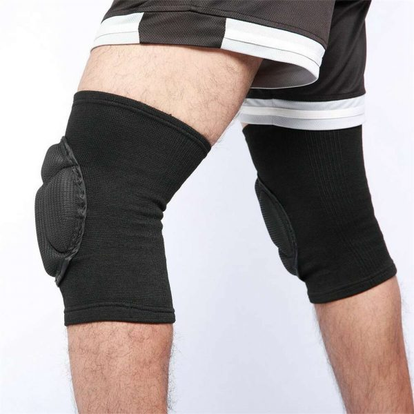 1 Pair Professional Knee Pads Construction Comfort Leg Protectors Work Safety (9)