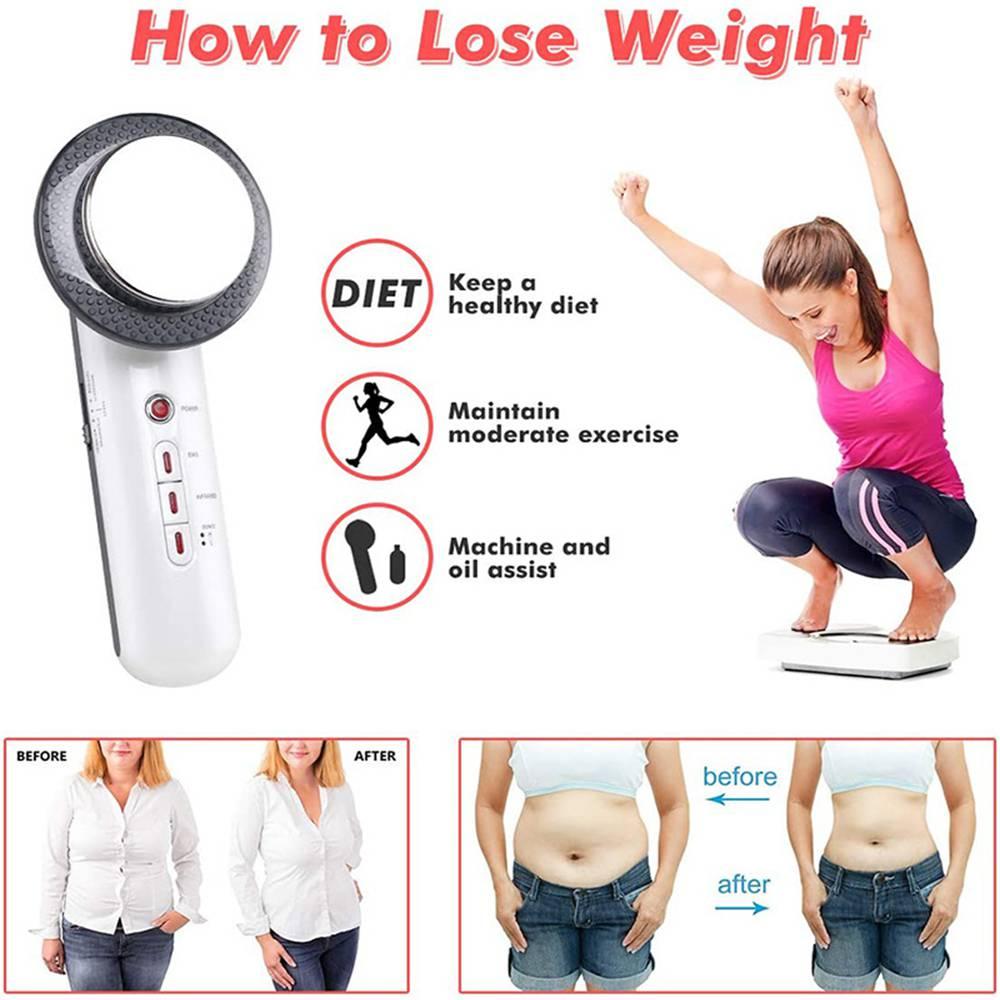 3 In 1 Ultrasonic Cavitation Fat Remover Anti Cellulite Body Slimming Machine (13)