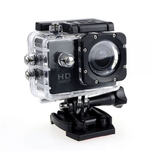 4k Full Hd 1080p Waterproof Sports Camera Action Camcorder Sports Dv Car Camera (12)