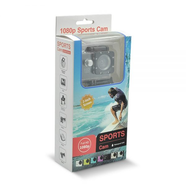 4k Full Hd 1080p Waterproof Sports Camera Action Camcorder Sports Dv Car Camera (14)