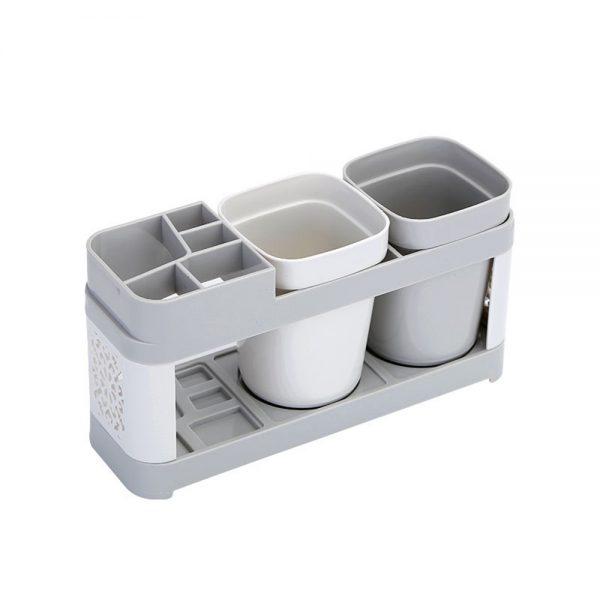 Electric Toothbrush Holder Bathroom Stand Caddy Storage Organiser Rack Pot Tidy (11)