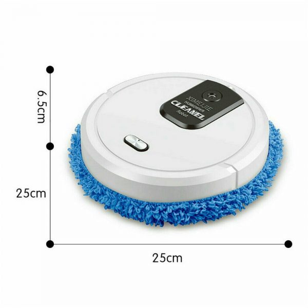 Three In One Intelligent Sweeping Robot Dry And Wet Vacuum Cleaner Rechargeable (8)