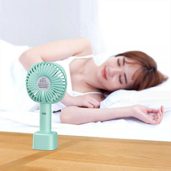 2500mah Portable Cute Electric Fan Usb Charging Hand Held Electric Fan (7)