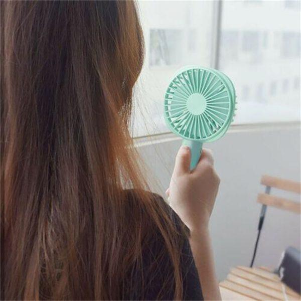 2500mah Portable Cute Electric Fan Usb Charging Hand Held Electric Fan (8)