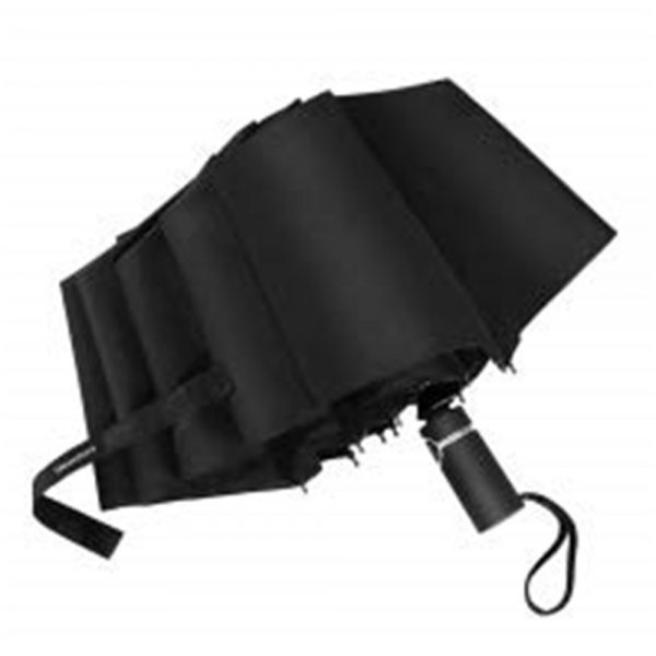 Automatic 10 Bone Strong Folding Umbrella High End Business Umbrella Unisex (4)