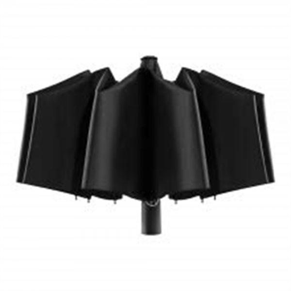 Automatic 10 Bone Strong Folding Umbrella High End Business Umbrella Unisex (5)