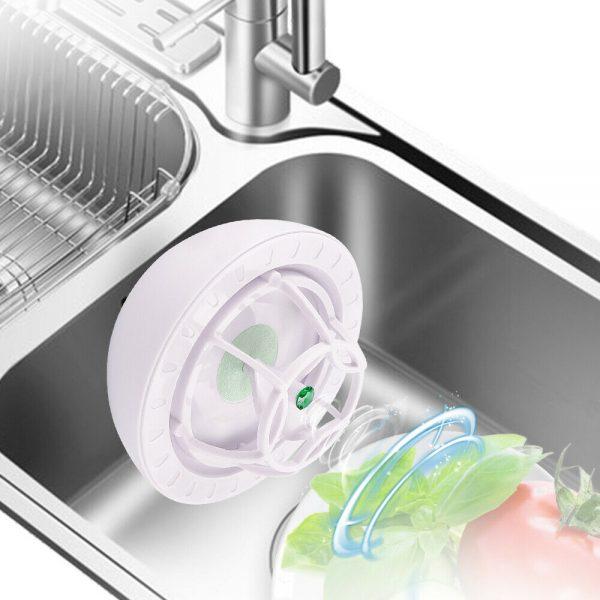 Automatic Mini Usb Dishwasher Ultrasonic Sink Installation Free Brush Dishwasher (1)