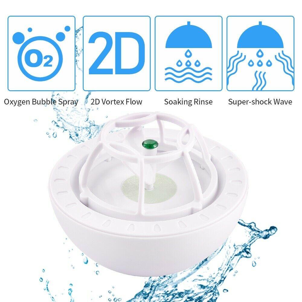 Automatic Mini Usb Dishwasher Ultrasonic Sink Installation Free Brush Dishwasher (8)