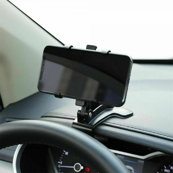 Car Dashboard Mobile Phone Bracket Universal Center Console Support Frame (1)