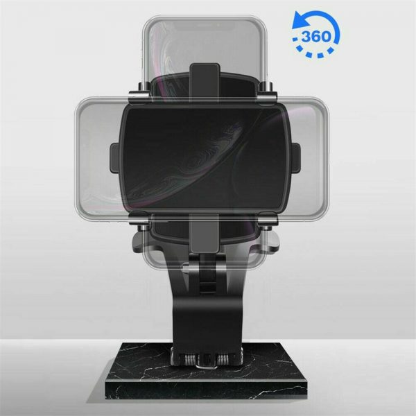 Car Dashboard Mobile Phone Bracket Universal Center Console Support Frame (2)