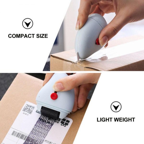Confidential Seal Roller Type Garbled Multi Function Graffiti Applicator Guard Privacy (4)