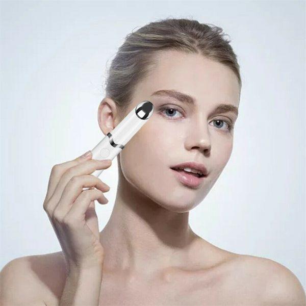 Eye Vibration Massager Electric Warm Eye Beauty Device For Wrinkle (1)