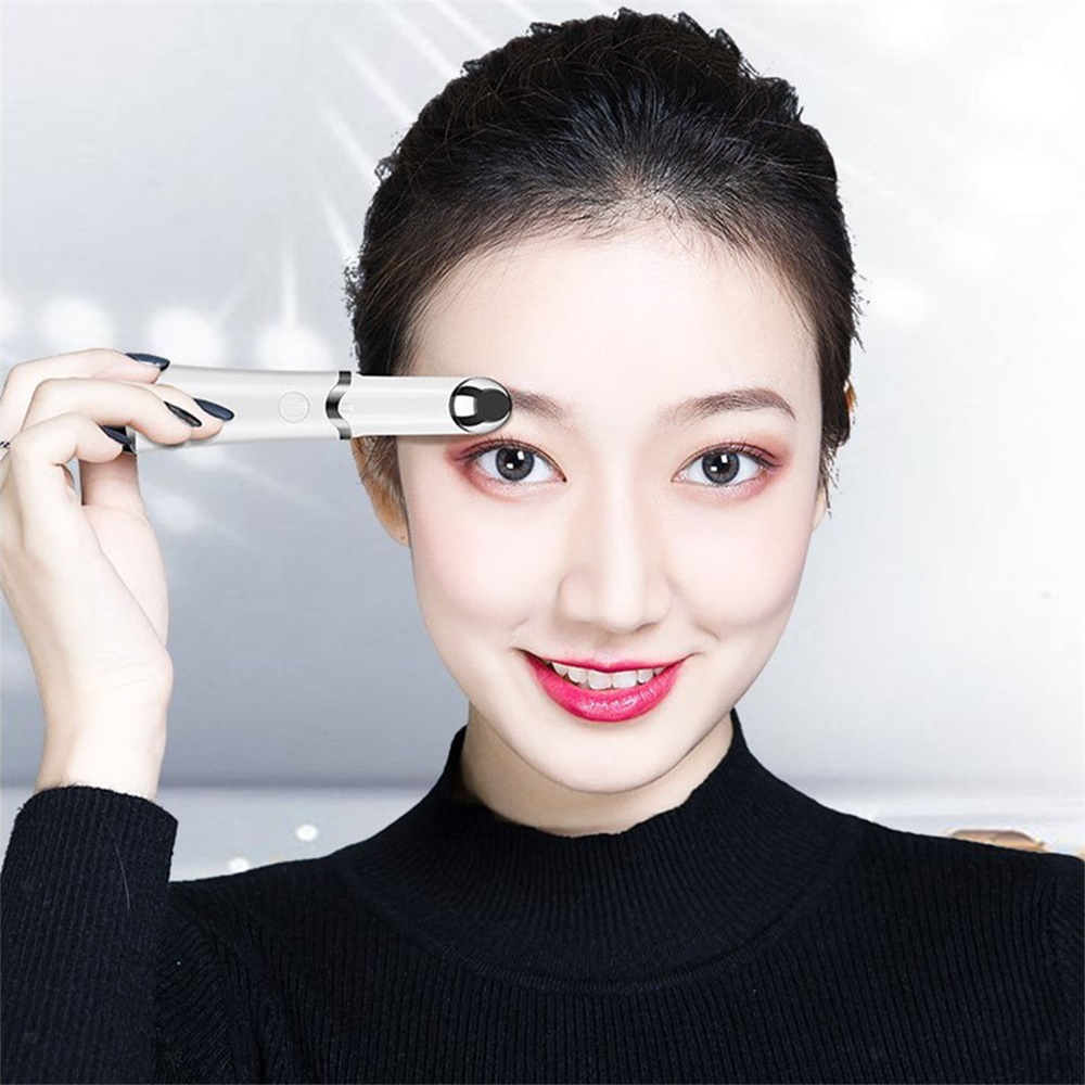 Eye Vibration Massager Electric Warm Eye Beauty Device For Wrinkle (3)
