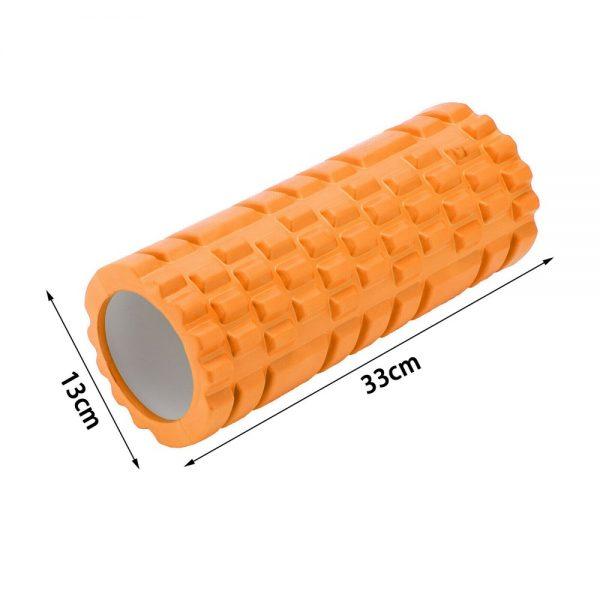Massage Yoga Grid Foam New Hollow Foam Roller Mesh For Pilates Physical Exercise (1)
