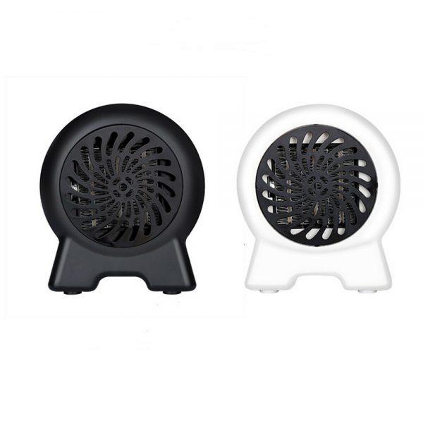 Mini Desktop Heater Small Electric Heater Fan Hot Air Warmer Silent Home Office (11)