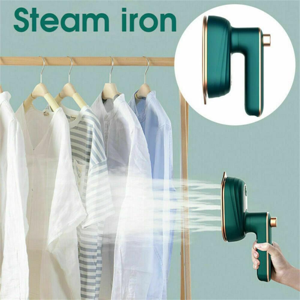 Mini Handheld Portable Hanging Ironing Machine Clothes Shirts Garment Steamer New (1)