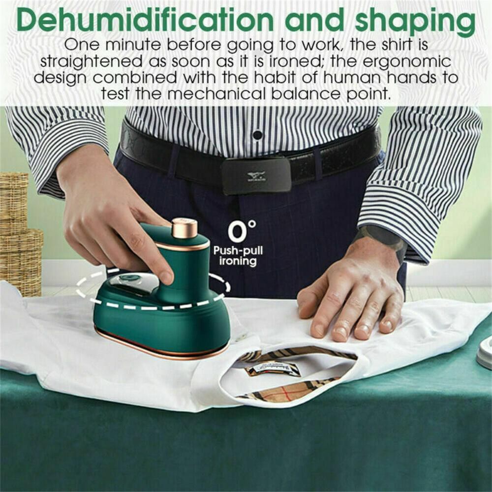 Mini Handheld Portable Hanging Ironing Machine Clothes Shirts Garment Steamer New (13)