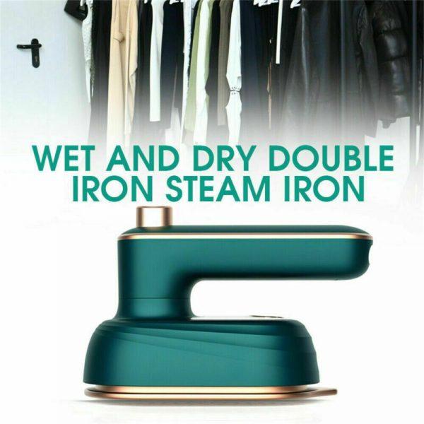 Mini Handheld Portable Hanging Ironing Machine Clothes Shirts Garment Steamer New (6)