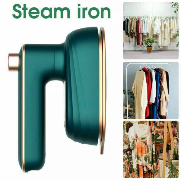 Mini Handheld Portable Hanging Ironing Machine Clothes Shirts Garment Steamer New (7)