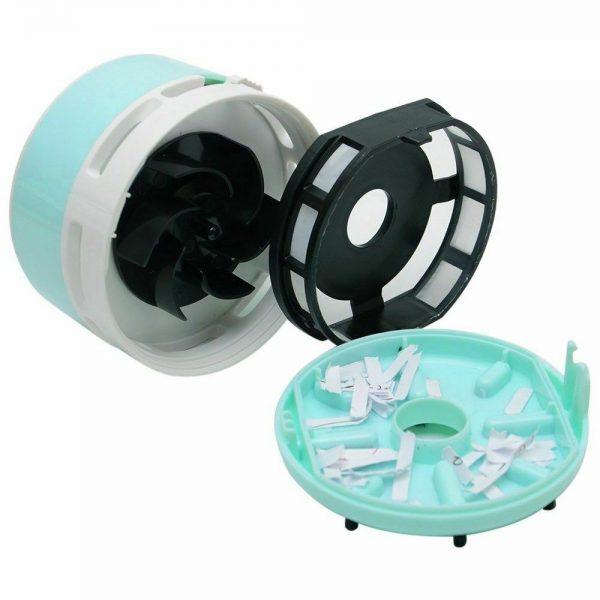 Mini Portable Vacuum Cleaner Dust Crumb Household Handheld Sweeper Desktop Cleaner (7)