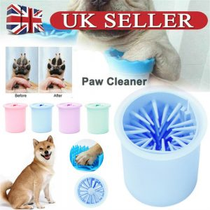 Pet Foot Washing Cup Portable Quickly Wash Cleaning Brush Cup New (6)