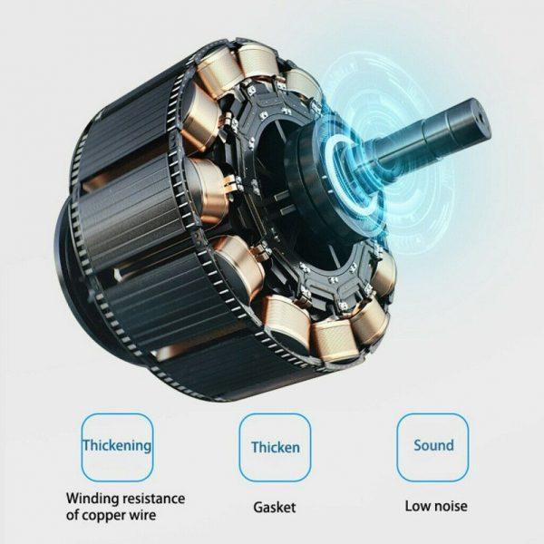 Portable Car Air Pump Digital Display Digital Air Compressor Pump Lcd Display (9)