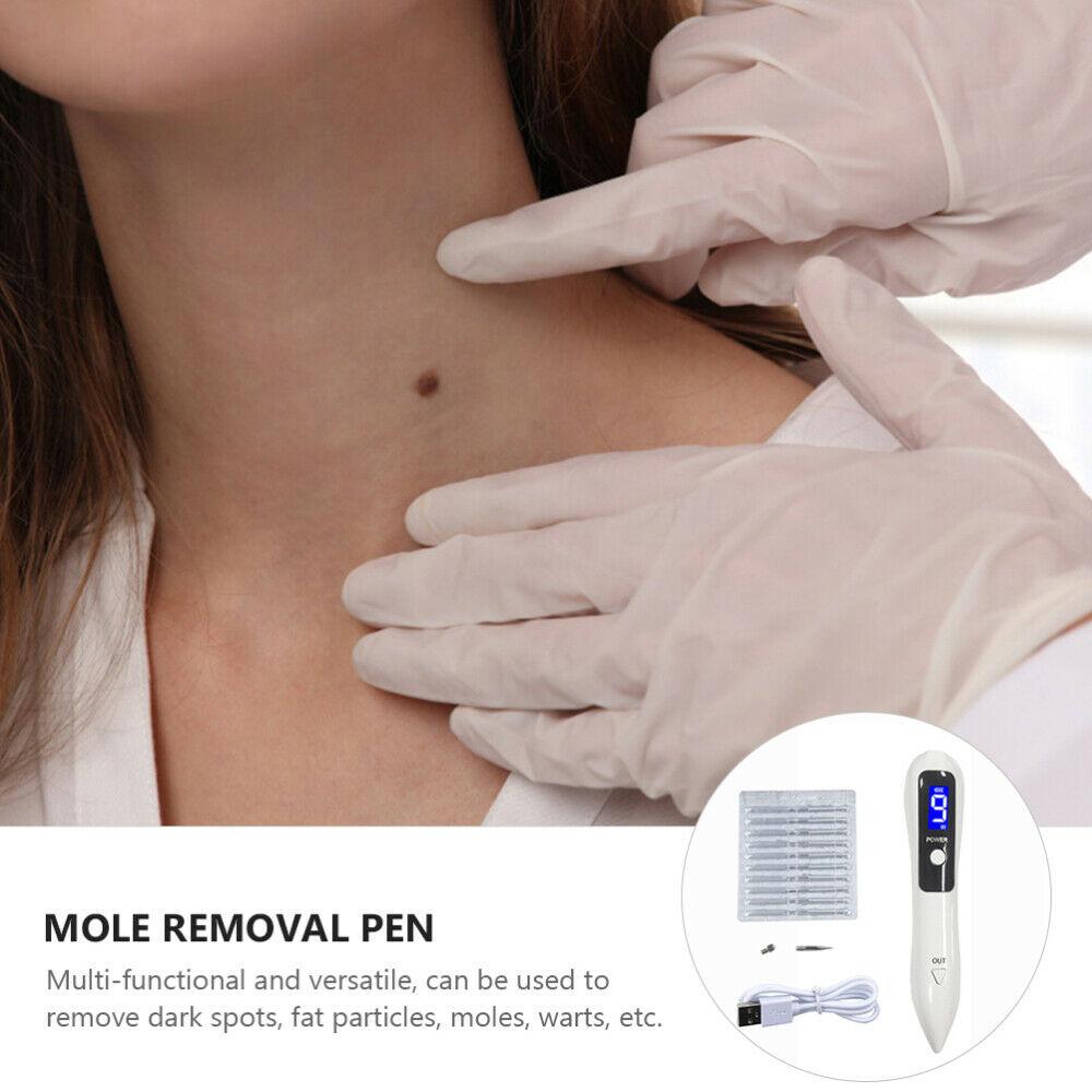 Spotlight Spot Mole Pen 9 Speed Mole Remover Durable For Spot Scanning Pen Rechargeable Household (11)