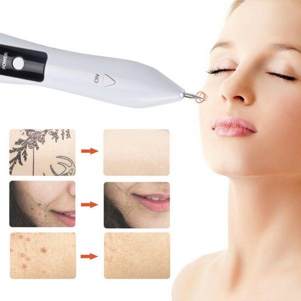 Spotlight Spot Mole Pen 9 Speed Mole Remover Durable For Spot Scanning Pen Rechargeable Household (12)