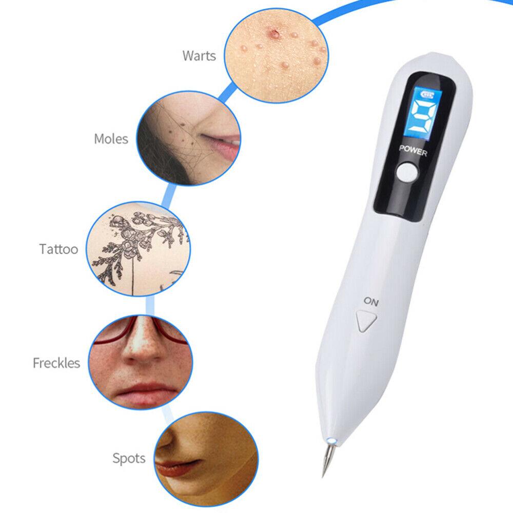 Spotlight Spot Mole Pen 9 Speed Mole Remover Durable For Spot Scanning Pen Rechargeable Household (5)