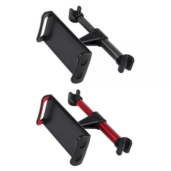 Tablet Back Seat Headrest Phone Bracket 360 Rotation Mobile Phone Tablet Holder (1)