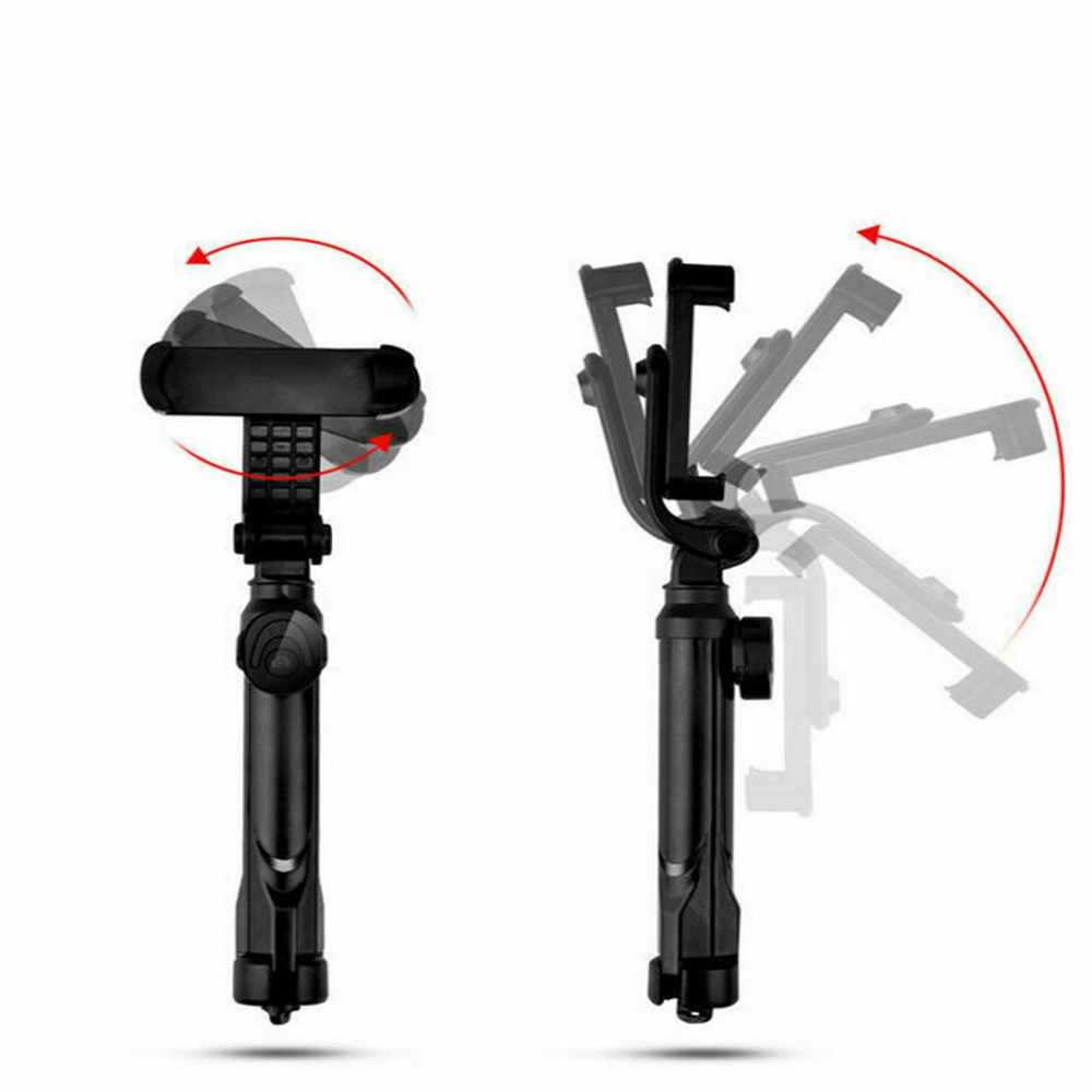 Tripod Selfie Stick Bluetooth Selfie Artifact Telescopic Selfie Stick For Iphone Android (5)