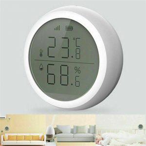 Wifi Tuya Smart Electronic App Temperature And Humidity Sensor Digital Display (12)